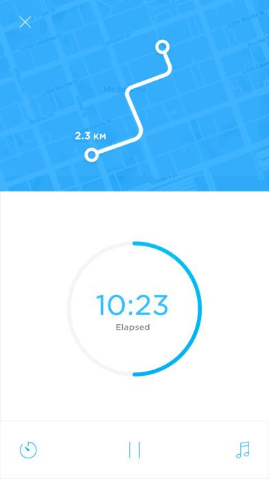 Zova - Best Fitness Trainer & Activity Tracker Screenshot
