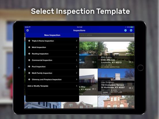 Tap Inspect iPad Screenshot 1