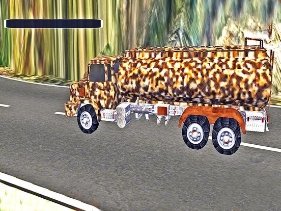 Army Transport Truck Simulation Pro screenshot 6