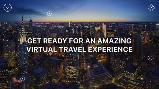 AirPano City Book – 360º Virtual Travel Screenshots
