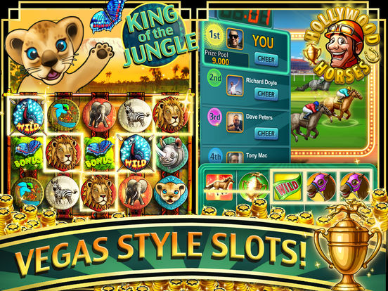 Hollywood slots casino Stunden