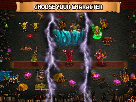 Goblins: Dungeon Defense Screenshots
