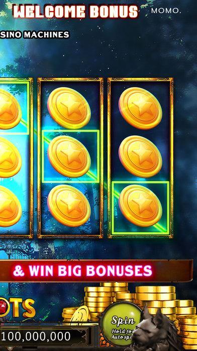 Screenshot 2 Slots — Deluxe Heroes Casino