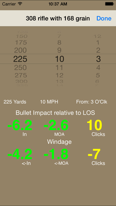 BulletFlt L1 iPhone Screenshot 2