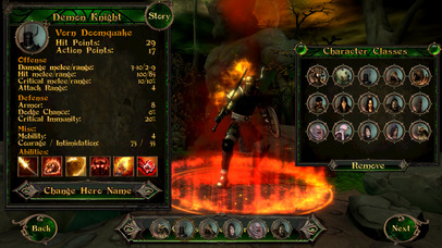 Demon's Rise 2: Lords of Chaos screenshot 1