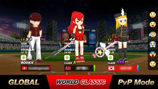 Homerun King™ - Pro Baseball Screenshot