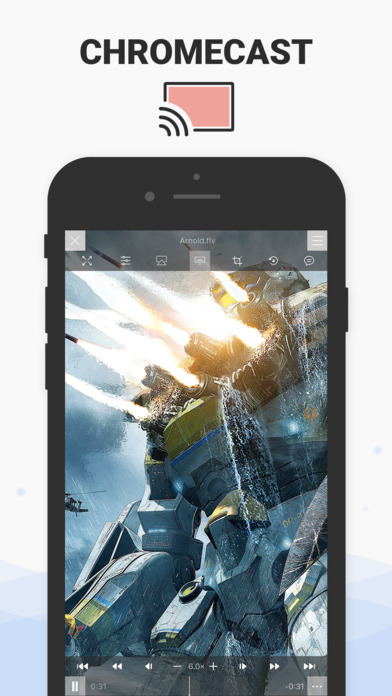 Screenshots of PlayerXtreme Media Player - The best player of movies, videos, music & streaming for iPhone