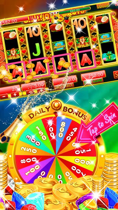Las Vegas Old Slots Casino - HD Slots With Friends screenshot 2