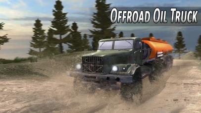 Offroad Oil Truck Simulator Full screenshot 1