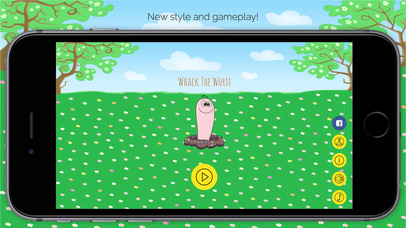 Whack The Worm screenshot 1