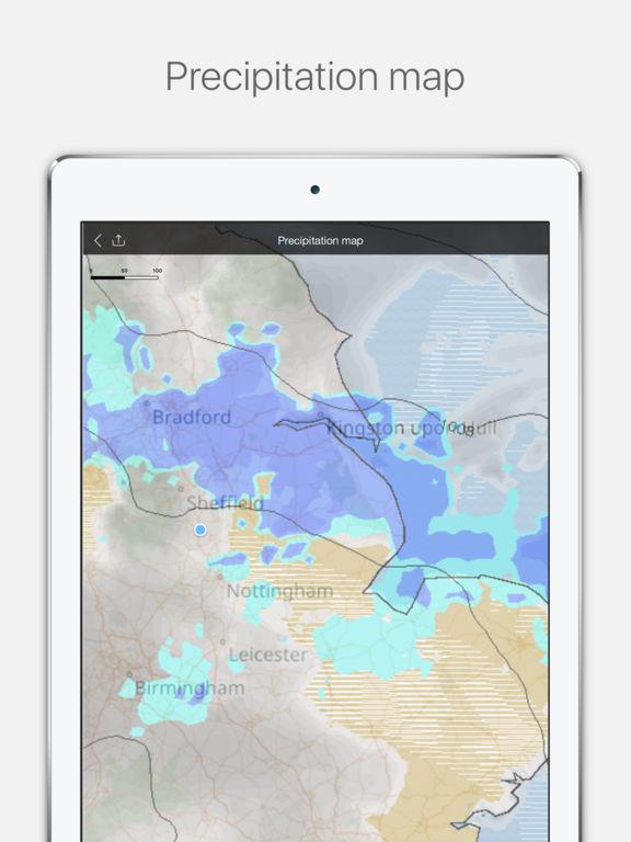 App Shopper Weather Radar