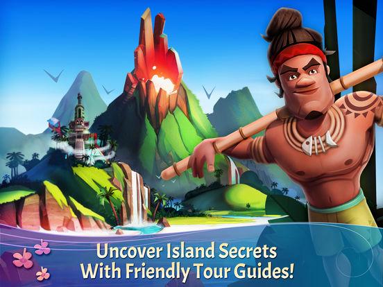 FarmVille: Tropic Escape screenshot 8
