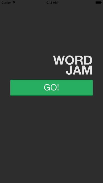 Word Jam - scramble, jumble without friends fun Screenshots