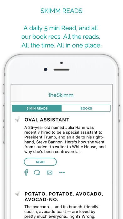 theSkimm screenshot 3