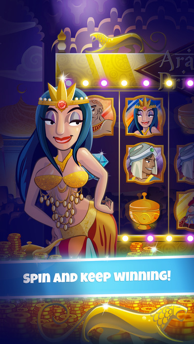 Screenshot 5 Loco Slots by Playspace