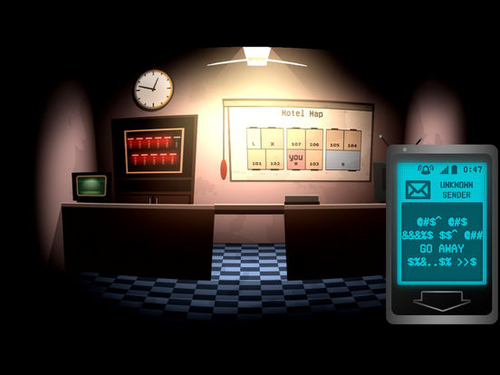 Bear Haven: Survive Five Nights of Horror in Motel Screenshots