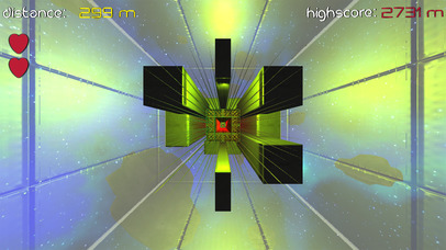 Space Colorful Music Rush screenshot 3