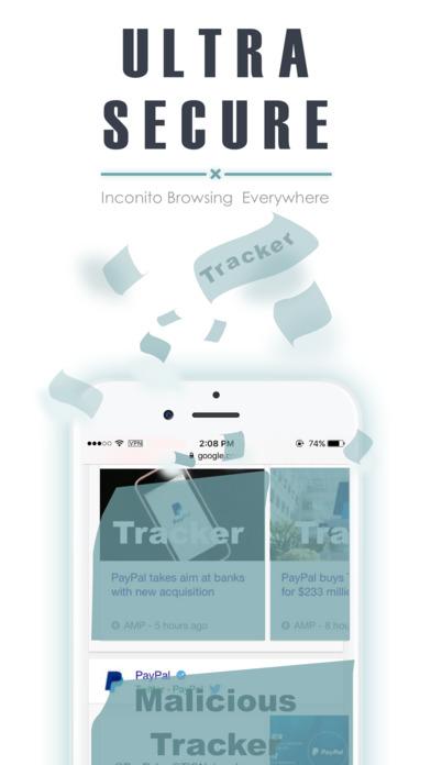 Hotspot VPN Unlimited Proxy Unblock site incognito Screenshots