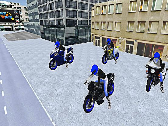 Gangster Biker Revenge: Gangster Squad screenshot 7