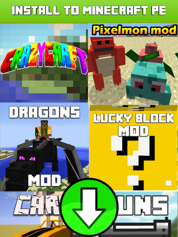 how to get addons on minecraft pe