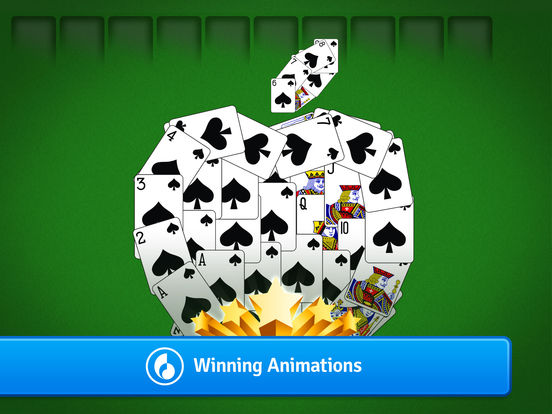 Spider Solitaire by MobilityWare iPad Screenshot 4