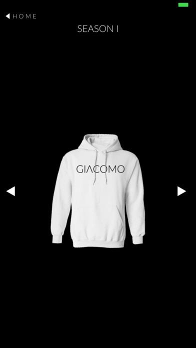 Screenshot #6 for GIACOMO