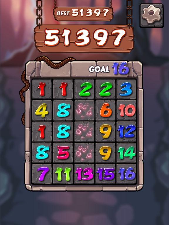 CrushNumber-Funny Number Game screenshot 7