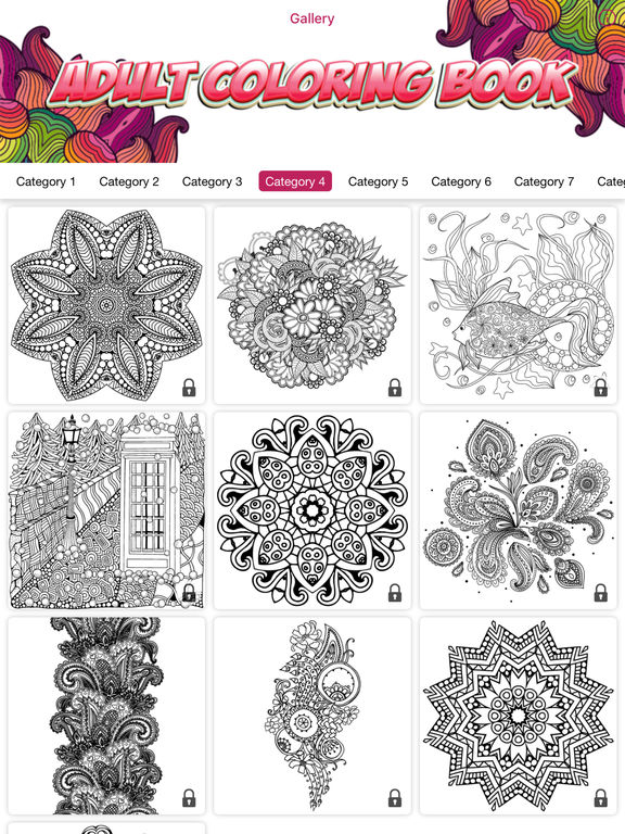 Coloring Book Color Therapy Free Adult For Adults Review And Discussion