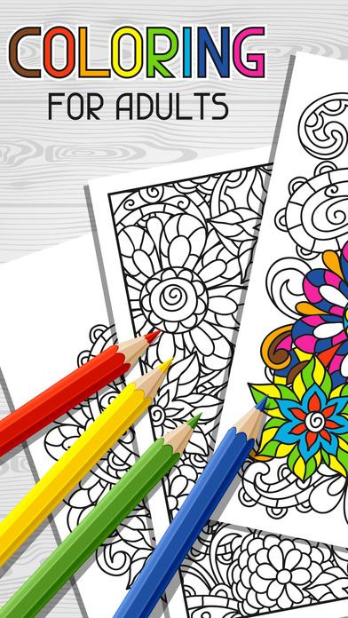 iphone screenshot 1 - Drawing Colour Games