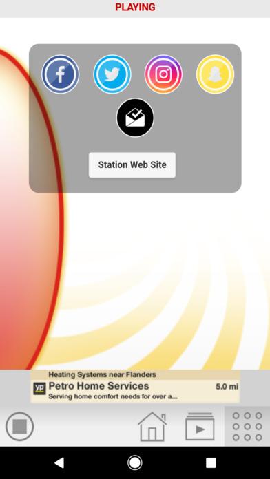 KLAZ iPhone Screenshot 2