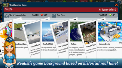 Screenshot #8 for AirTycoon Online 2