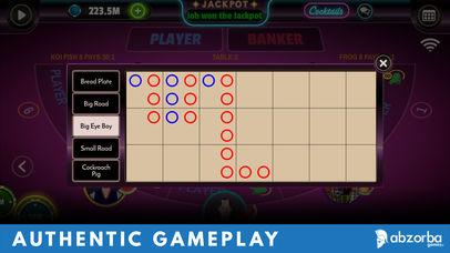 Screenshot 4 Baccarat Live