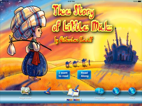 Маленький Мук Интерактивная сказка для детей Lite