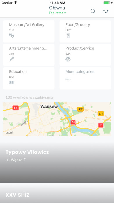 Kolomnie.pl screenshot 1