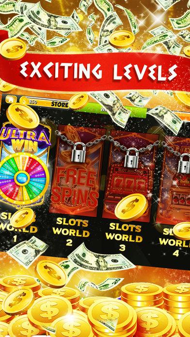 Screenshot 3 Wheel of Big Jackpot Slots: New Slot Machines 777