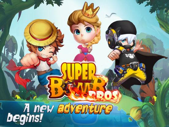 Super Bomber Bros-Animal Crossy Saga Screenshots