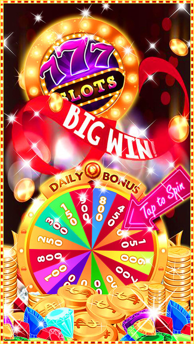 Screenshot 5 SLOTS Machines — Down town deluxe casino