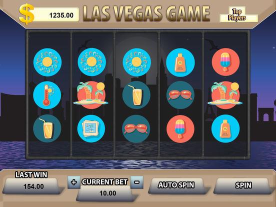 New slots at winstar