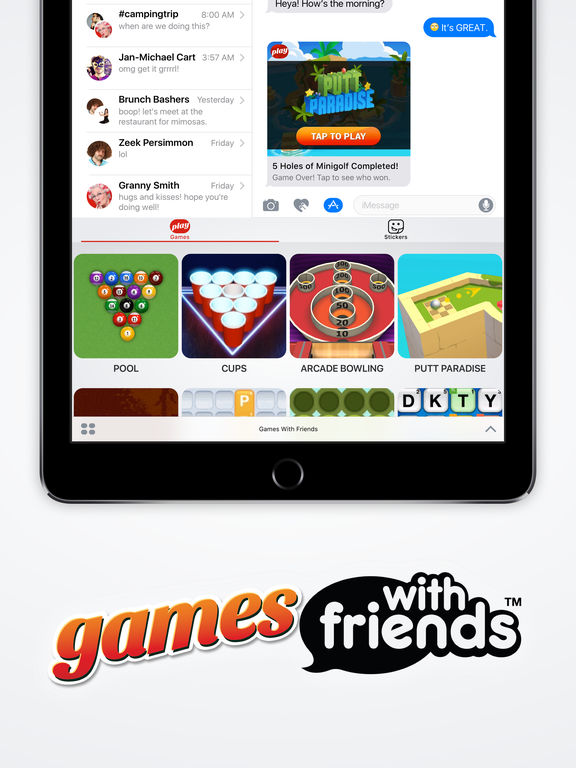 Games With Friends from Zynga screenshot 6