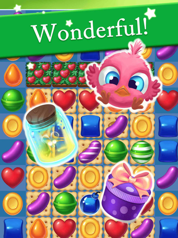 Sweet Jelly Candy screenshot 6