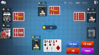Screenshot 4 XVIP Danh Bai Online