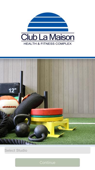 App shopper club la maison healthcare fitness for Application ipad construction maison