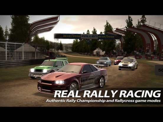Rush Rally 2 Screenshots