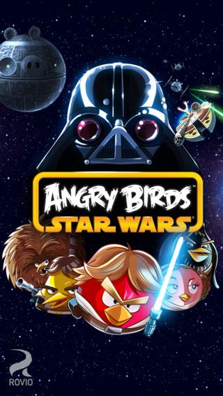 愤怒的小鸟 星球大战:Angry Birds Star Wars