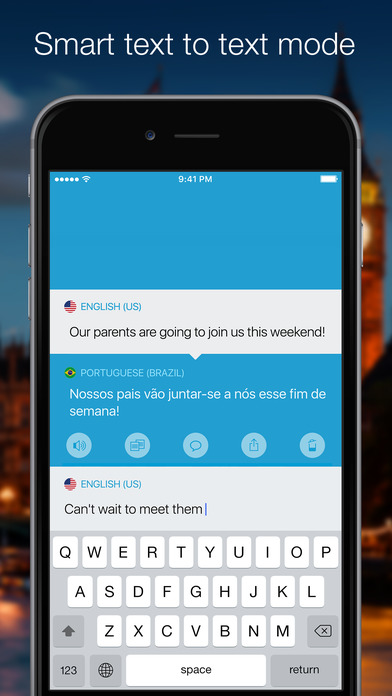 Screenshot #8 for Speak & Translate - Voice and Text Translator