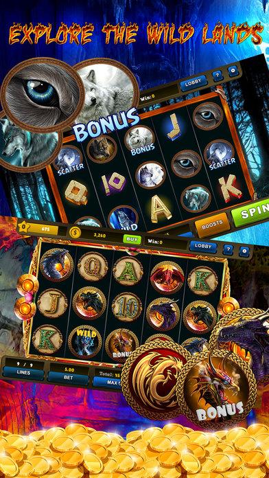 Screenshot 2 люкс казино -весело слоты дом