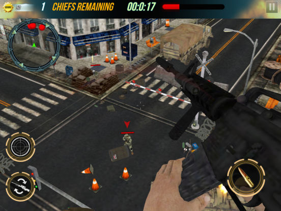 Sniper Assassin Ultimate 2017 для iPad