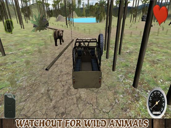 Safari Tours Wild Riding Adventure screenshot 8