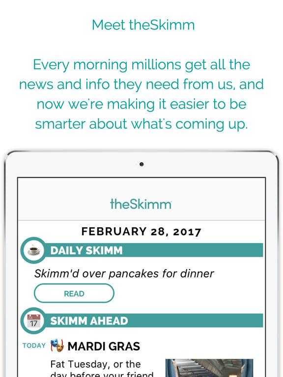 theSkimm screenshot 6