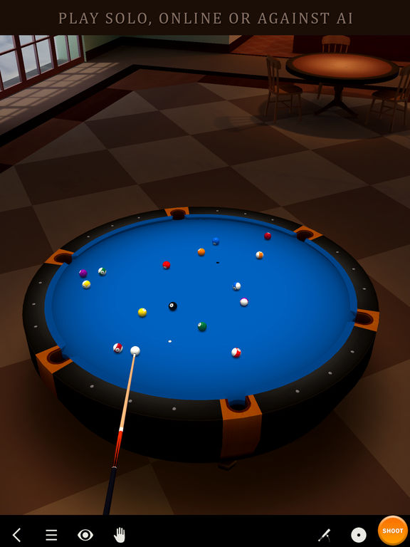Pool Break 3D Billiards 8 Ball, 9 Ball, Snooker Screenshots